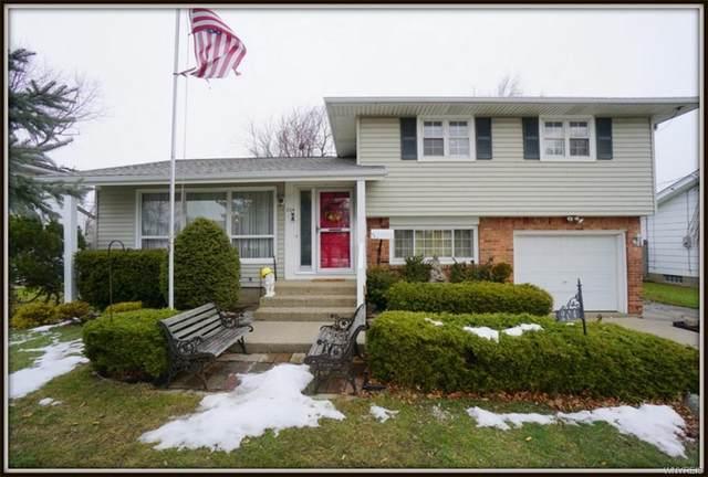 204 Willow Ridge Drive, Amherst, NY 14228 (MLS #B1320273) :: Avant Realty