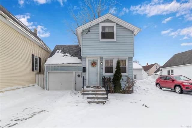 74 Barnard Street, Buffalo, NY 14206 (MLS #B1320343) :: 716 Realty Group