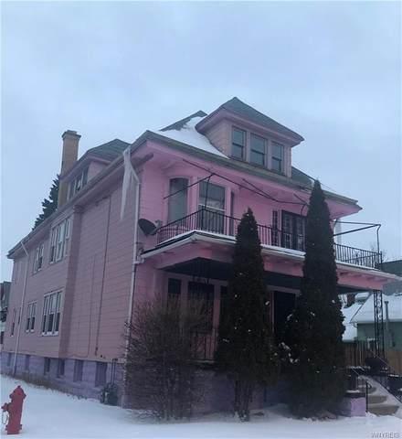 374 E Utica Street, Buffalo, NY 14208 (MLS #B1320352) :: MyTown Realty