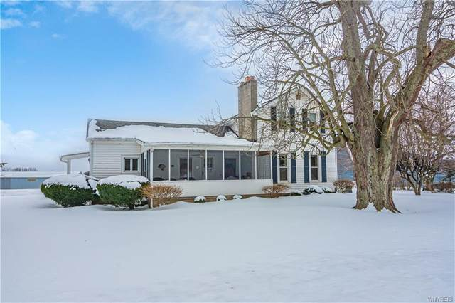 6500 Hatter Road, Newfane, NY 14108 (MLS #B1320474) :: 716 Realty Group