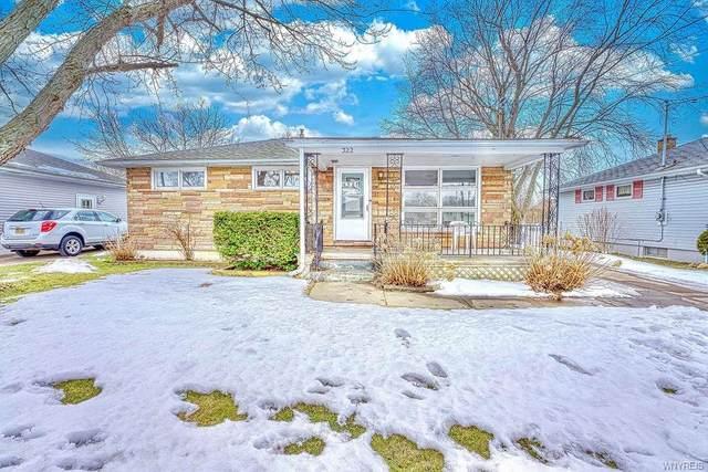 322 Dwyer Street, West Seneca, NY 14224 (MLS #B1320608) :: Avant Realty