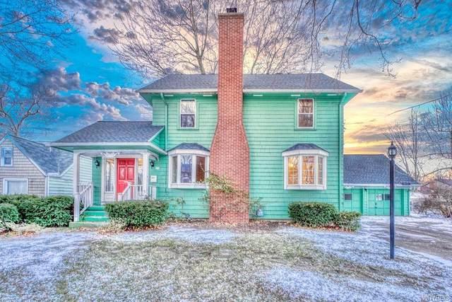 462 Fredericka Street, North Tonawanda, NY 14120 (MLS #B1320610) :: Avant Realty