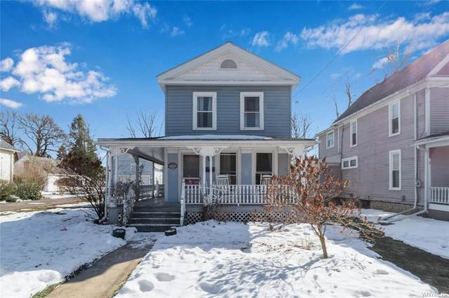 10919 Main Street, Clarence, NY 14031 (MLS #B1320626) :: MyTown Realty