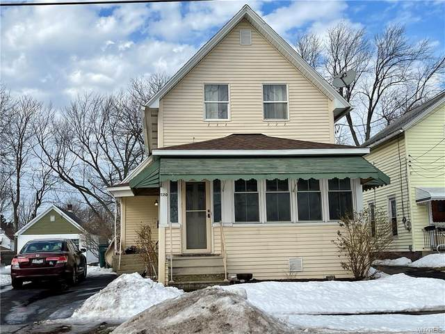 220 Thompson Street, North Tonawanda, NY 14120 (MLS #B1320736) :: Robert PiazzaPalotto Sold Team