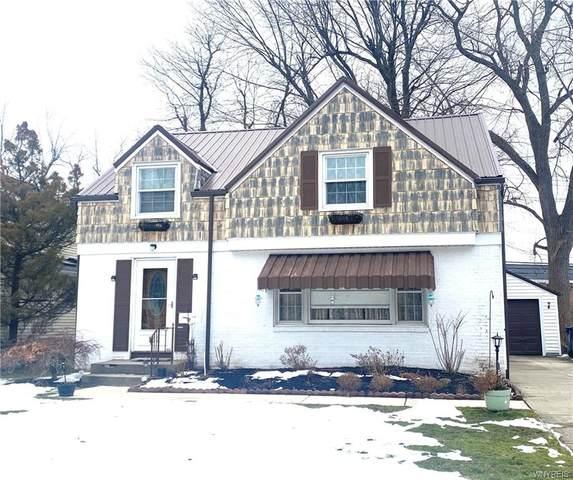 152 Lamarck Drive, Amherst, NY 14226 (MLS #B1320766) :: Avant Realty