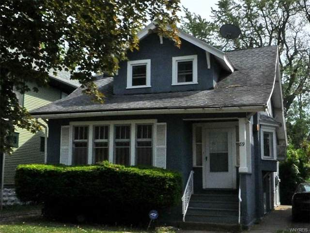 89 Highgate Avenue, Buffalo, NY 14214 (MLS #B1320781) :: BridgeView Real Estate Services