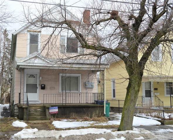 761 West, Buffalo, NY 14213 (MLS #B1320789) :: BridgeView Real Estate Services