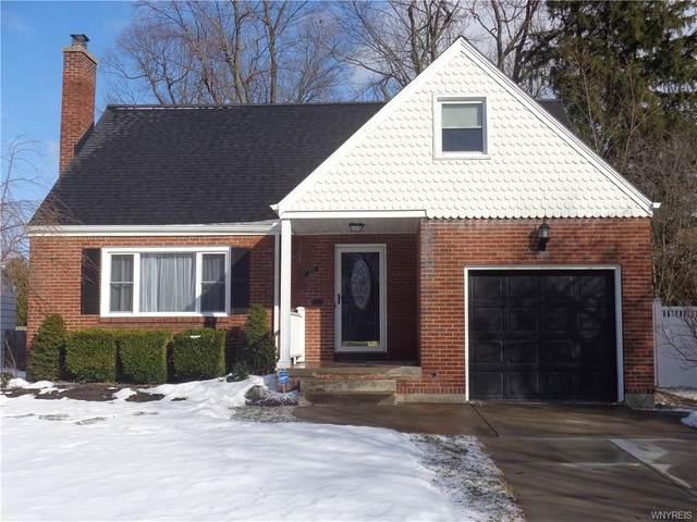 58 Bernhardt Drive, Amherst, NY 14226 (MLS #B1320892) :: Avant Realty