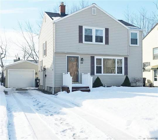 29 Fancher Avenue, Tonawanda-Town, NY 14223 (MLS #B1320893) :: Robert PiazzaPalotto Sold Team