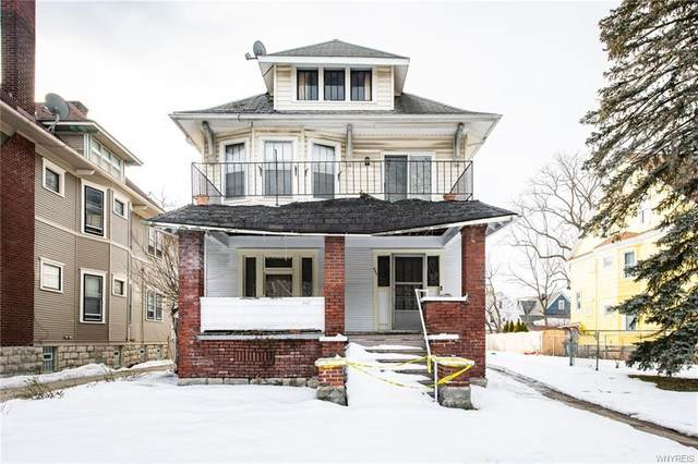 448 Crescent Avenue, Buffalo, NY 14214 (MLS #B1321015) :: Avant Realty