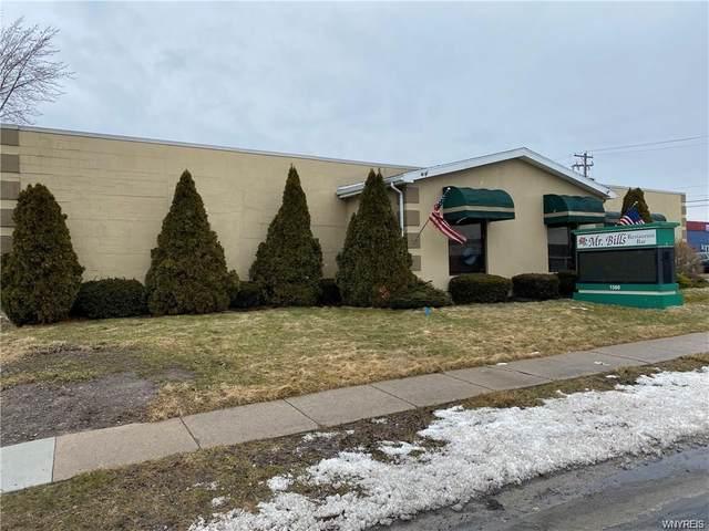 1500 Cleveland Drive, Cheektowaga, NY 14225 (MLS #B1321127) :: Robert PiazzaPalotto Sold Team