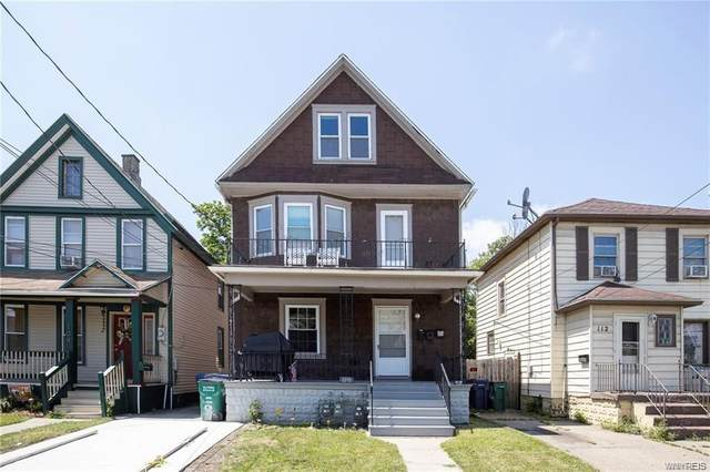 110 Ledger Street, Buffalo, NY 14216 (MLS #B1321143) :: Avant Realty