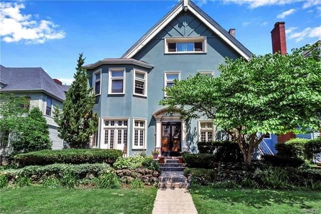 39 Highland Avenue, Buffalo, NY 14222 (MLS #B1321307) :: Avant Realty