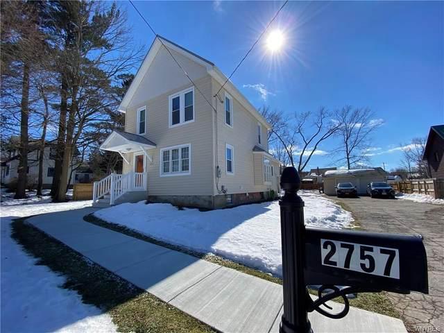 2757 1st Street, Eden, NY 14057 (MLS #B1321565) :: 716 Realty Group