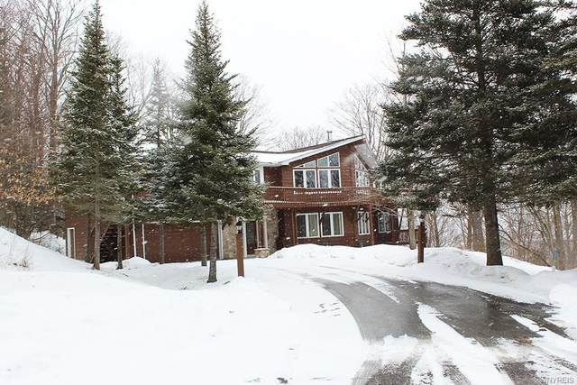 6625 Thistle Road, Ellicottville, NY 14731 (MLS #B1321984) :: Robert PiazzaPalotto Sold Team