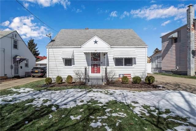 90 Herbert Avenue, Cheektowaga, NY 14225 (MLS #B1322040) :: Lore Real Estate Services