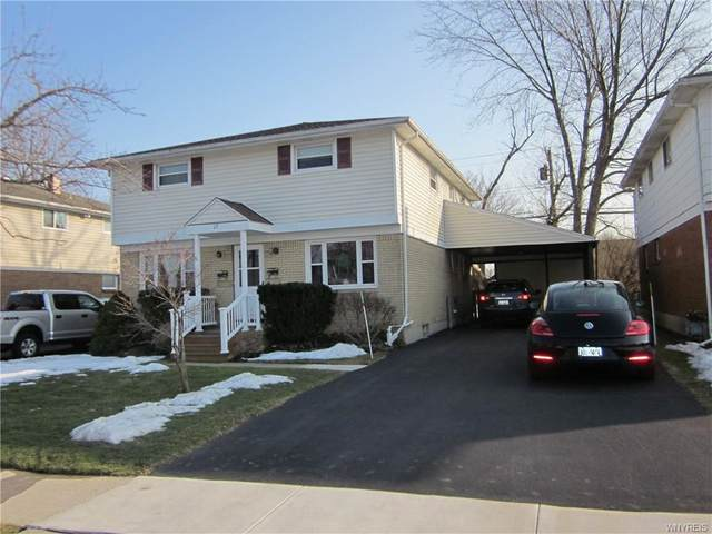 17 Saint Joan Lane, Cheektowaga, NY 14227 (MLS #B1322104) :: Avant Realty
