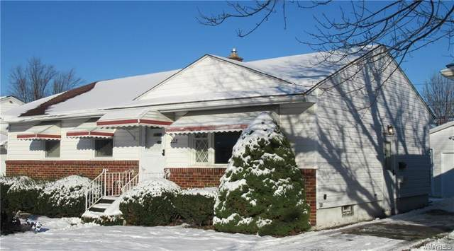 228 Orchard Place, Lackawanna, NY 14218 (MLS #B1322123) :: Lore Real Estate Services