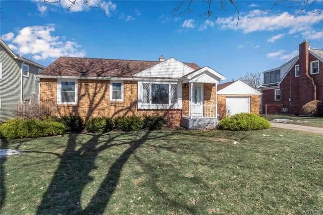 37 Olney Drive, Amherst, NY 14226 (MLS #B1322250) :: MyTown Realty