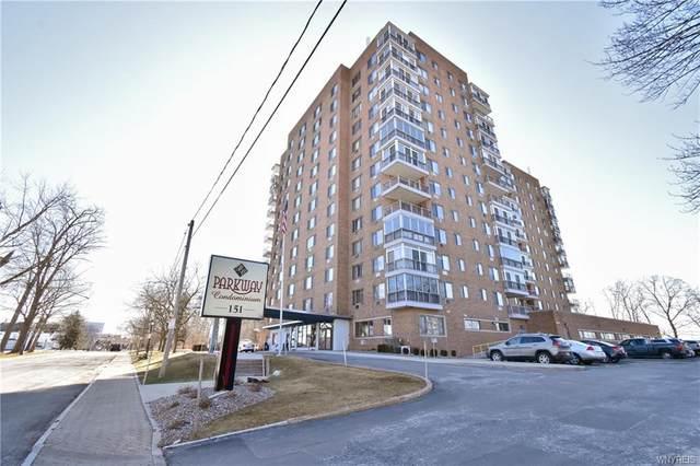 151 Buffalo Avenue #802, Niagara Falls, NY 14303 (MLS #B1322292) :: 716 Realty Group