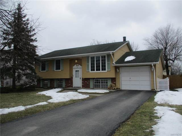 142 Vermont Avenue, Lockport-City, NY 14094 (MLS #B1322333) :: Lore Real Estate Services