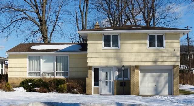 173 Sunrise Boulevard, Amherst, NY 14221 (MLS #B1322341) :: MyTown Realty