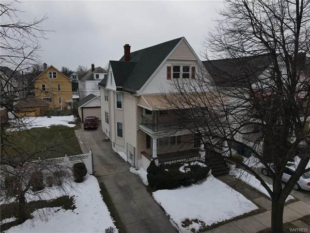 163 Hughes Avenue, Buffalo, NY 14208 (MLS #B1322513) :: Avant Realty