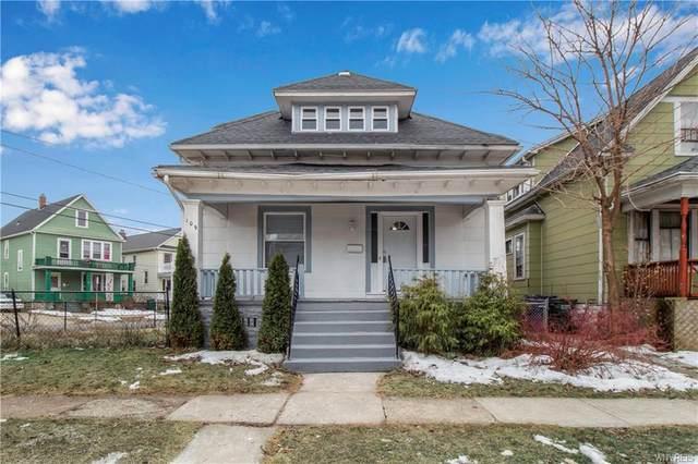 109 Gallatin Avenue, Buffalo, NY 14207 (MLS #B1322554) :: Avant Realty