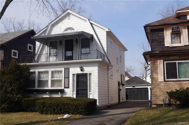 93 West Winspear Ave, Buffalo, NY 14214 (MLS #B1322561) :: Avant Realty