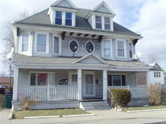140 Hertel Avenue, Buffalo, NY 14207 (MLS #B1322716) :: Robert PiazzaPalotto Sold Team