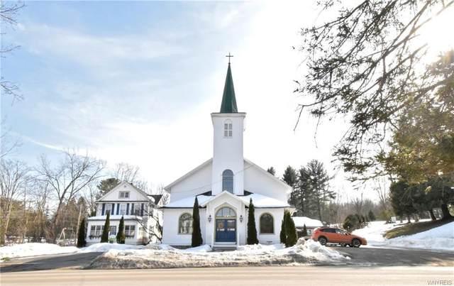 5107 Langford Road, Eden, NY 14111 (MLS #B1323348) :: BridgeView Real Estate