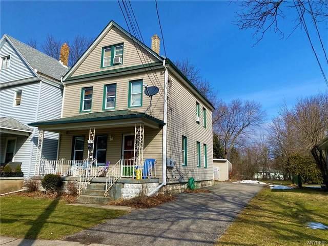 284 Olmstead Avenue, Lancaster, NY 14043 (MLS #B1323368) :: Robert PiazzaPalotto Sold Team