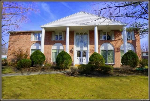 36 Char Del Way, Amherst, NY 14221 (MLS #B1323768) :: Avant Realty