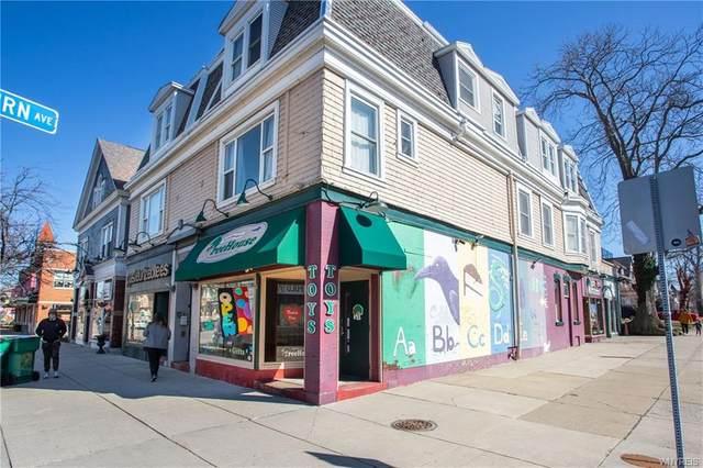 795 Elmwood Avenue, Buffalo, NY 14222 (MLS #B1324077) :: MyTown Realty
