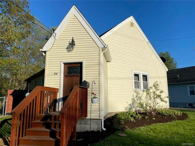 79 Smith Street, Concord, NY 14141 (MLS #B1324891) :: BridgeView Real Estate Services