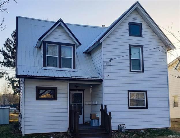 215 West Avenue, Ellicott, NY 14733 (MLS #B1324970) :: BridgeView Real Estate Services