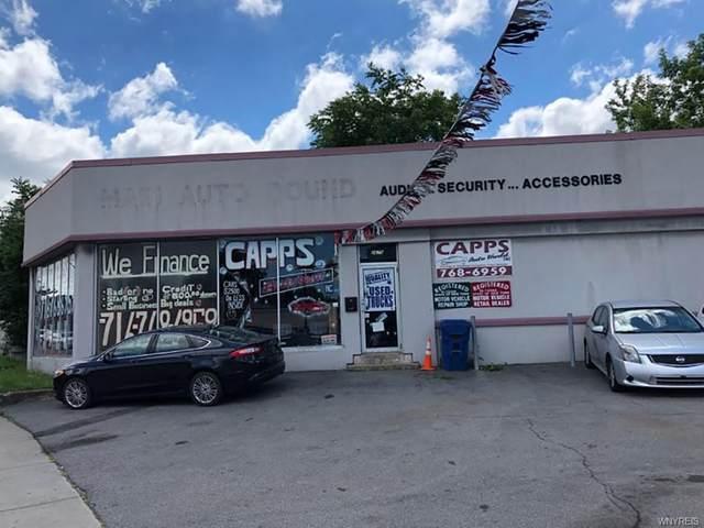 2675 Main Street, Buffalo, NY 14214 (MLS #B1325176) :: Robert PiazzaPalotto Sold Team