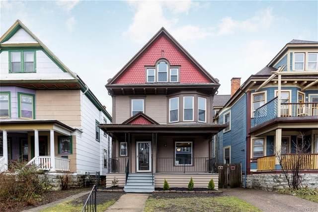 68 Livingston Street, Buffalo, NY 14213 (MLS #B1325719) :: Avant Realty