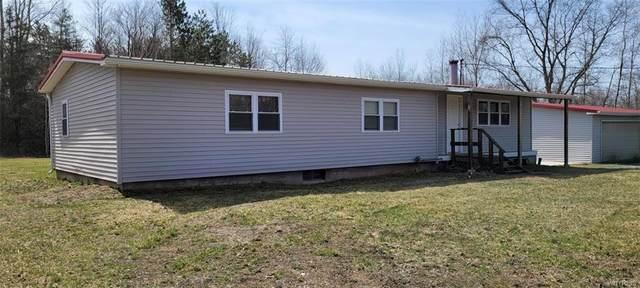 9502 Rose Road, Hartland, NY 14105 (MLS #B1325938) :: MyTown Realty