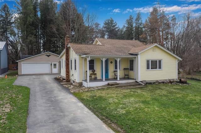 119 Maple Avenue, Ridgeway, NY 14103 (MLS #B1326020) :: BridgeView Real Estate Services