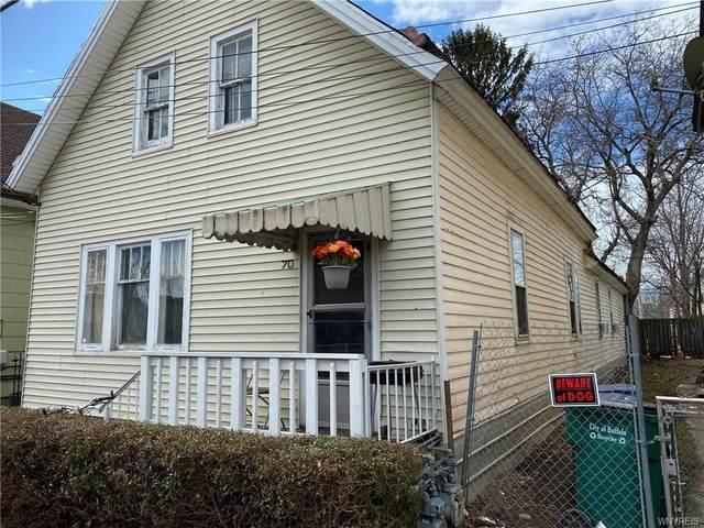 70 Sears Street, Buffalo, NY 14212 (MLS #B1326027) :: Robert PiazzaPalotto Sold Team