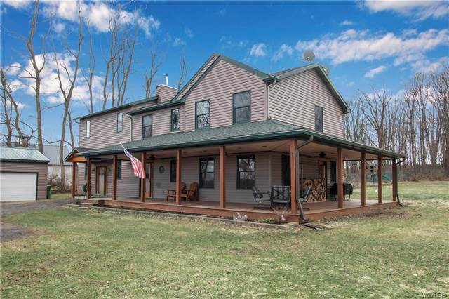 6274 Curriers Road, Arcade, NY 14009 (MLS #B1326116) :: MyTown Realty