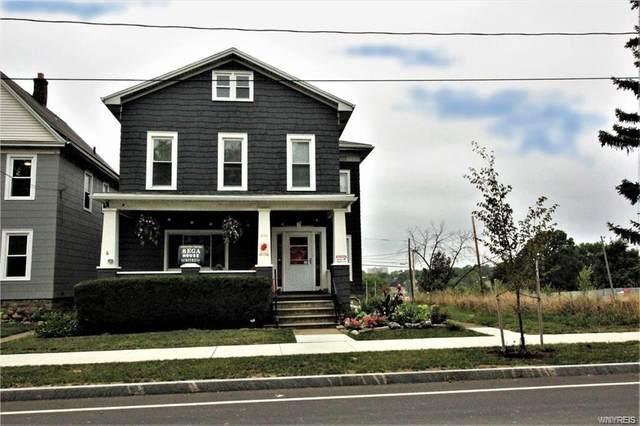 574 3rd Street, Niagara Falls, NY 14301 (MLS #B1327015) :: BridgeView Real Estate Services