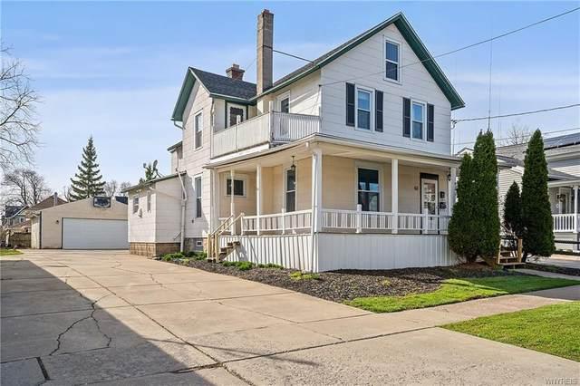 60 Maple Street, Lockport-City, NY 14094 (MLS #B1327161) :: Avant Realty