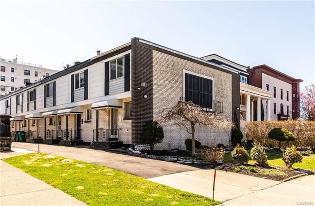 216 Summer Unit #3 Street, Buffalo, NY 14222 (MLS #B1327305) :: Avant Realty