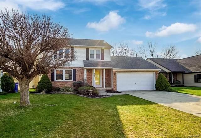 21 Hubbardston Place, Amherst, NY 14228 (MLS #B1327576) :: TLC Real Estate LLC