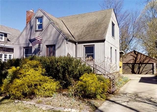 119 Westfield Road, Amherst, NY 14226 (MLS #B1327645) :: Avant Realty