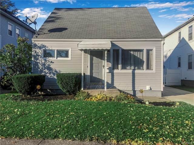 156 Villa Avenue, Buffalo, NY 14216 (MLS #B1327650) :: Avant Realty