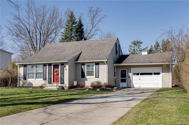 140 Boncroft Drive, West Seneca, NY 14224 (MLS #B1328050) :: MyTown Realty