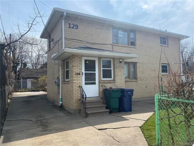 129 Barton Street, Buffalo, NY 14213 (MLS #B1328103) :: 716 Realty Group